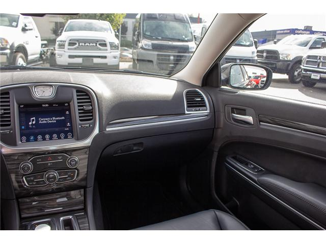 2017 Chrysler 300 Touring (Stk: EE896870) in Surrey - Image 13 of 25