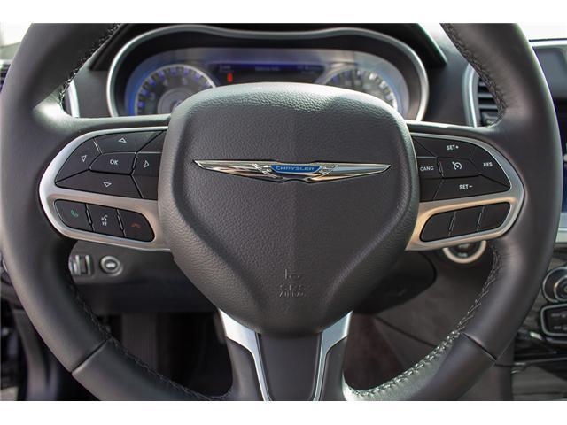2017 Chrysler 300 Touring (Stk: EE896870) in Surrey - Image 18 of 25