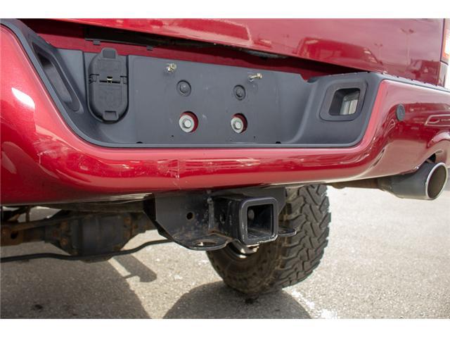 2012 RAM 1500 Sport (Stk: K532574A) in Surrey - Image 9 of 28