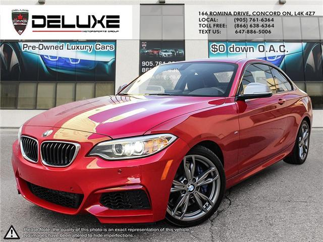 2015 BMW M235i xDrive (Stk: D0460) in Concord - Image 1 of 21