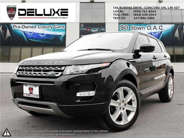 2015 Land Rover Range Rover Evoque Pure City (Stk: D0468) in Concord - Image 1 of 24
