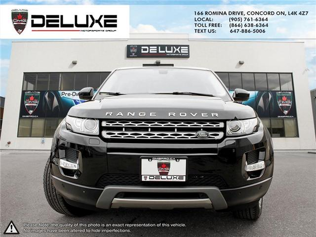 2015 Land Rover Range Rover Evoque Pure City (Stk: D0468) in Concord - Image 2 of 24