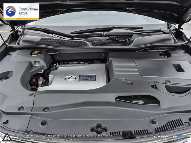 2014 Lexus RX 450h Base (Stk: T1531A) in Ottawa - Image 8 of 27