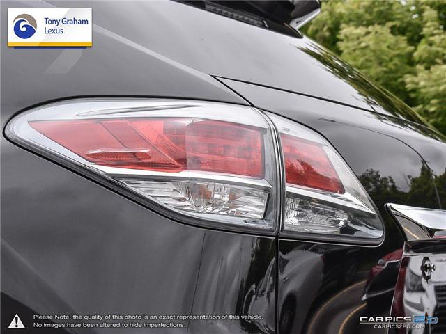 2014 Lexus RX 450h Base (Stk: T1531A) in Ottawa - Image 12 of 27