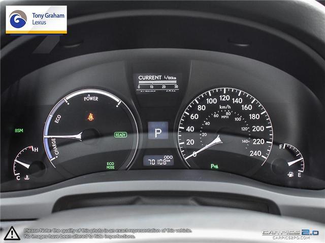 2014 Lexus RX 450h Base (Stk: T1531A) in Ottawa - Image 15 of 27