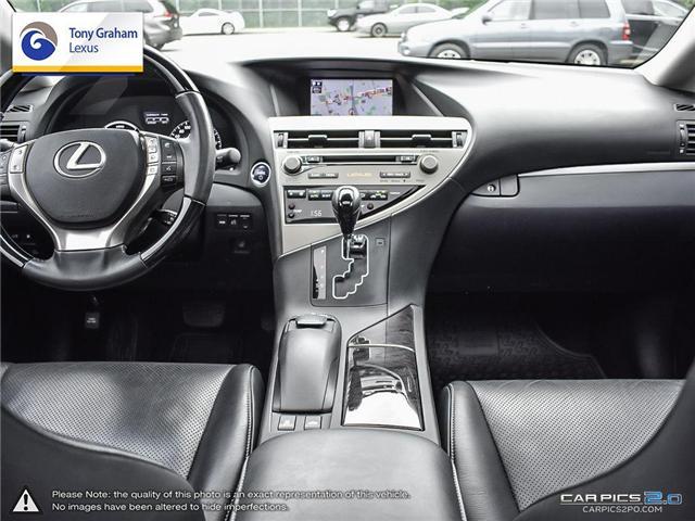 2014 Lexus RX 450h Base (Stk: T1531A) in Ottawa - Image 25 of 27