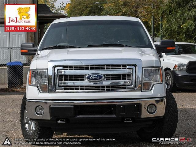 2013 Ford F-150 XLT (Stk: J18086) in Brandon - Image 2 of 27