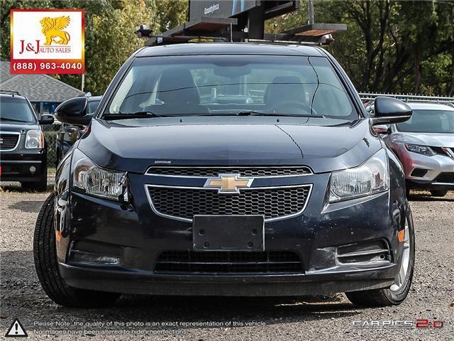 2014 Chevrolet Cruze DIESEL (Stk: J18072-1) in Brandon - Image 2 of 25