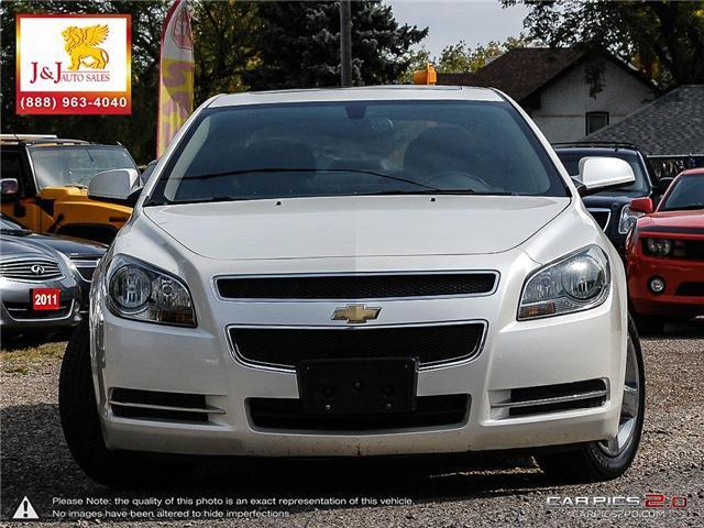 2011 Chevrolet Malibu LT Platinum Edition (Stk: J18089) in Brandon - Image 2 of 27