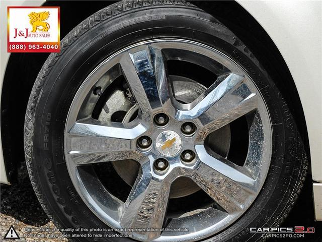 2011 Chevrolet Malibu LT Platinum Edition (Stk: J18089) in Brandon - Image 6 of 27