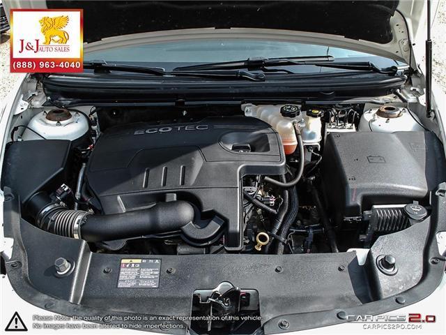 2011 Chevrolet Malibu LT Platinum Edition (Stk: J18089) in Brandon - Image 8 of 27