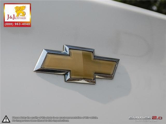 2011 Chevrolet Malibu LT Platinum Edition (Stk: J18089) in Brandon - Image 9 of 27