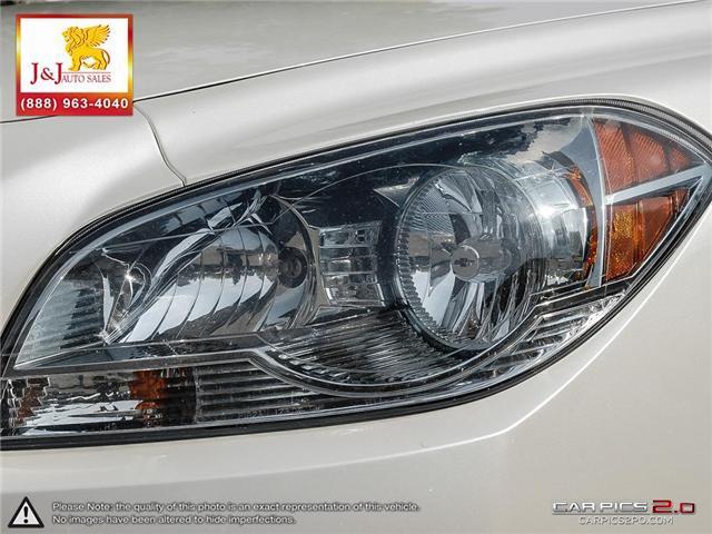 2011 Chevrolet Malibu LT Platinum Edition (Stk: J18089) in Brandon - Image 10 of 27