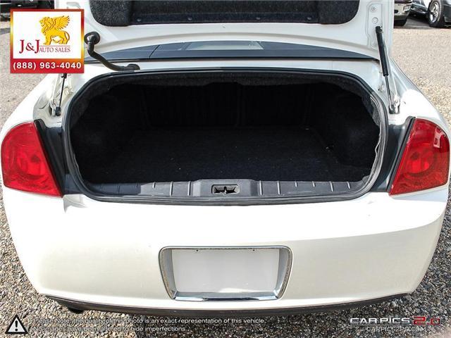 2011 Chevrolet Malibu LT Platinum Edition (Stk: J18089) in Brandon - Image 11 of 27