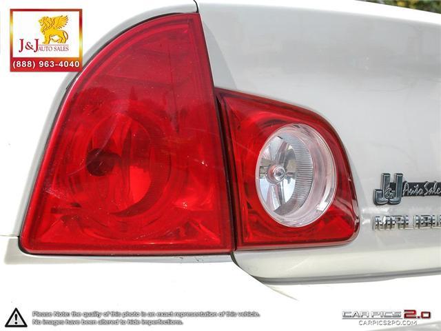 2011 Chevrolet Malibu LT Platinum Edition (Stk: J18089) in Brandon - Image 12 of 27