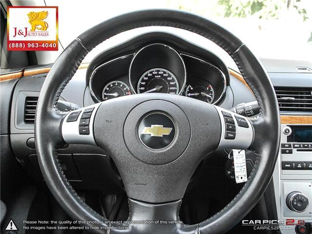 2011 Chevrolet Malibu LT Platinum Edition (Stk: J18089) in Brandon - Image 14 of 27