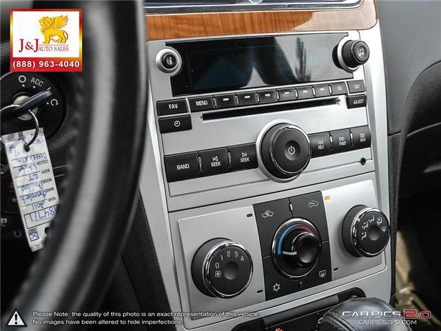 2011 Chevrolet Malibu LT Platinum Edition (Stk: J18089) in Brandon - Image 20 of 27