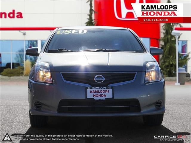 2012 Nissan Sentra 2.0 (Stk: 14018B) in Kamloops - Image 2 of 24
