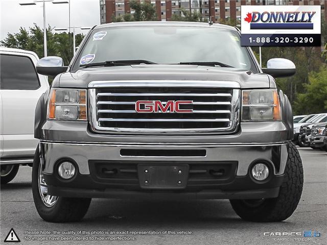 2009 GMC Sierra 1500  (Stk: PBWDR1690A) in Ottawa - Image 2 of 29