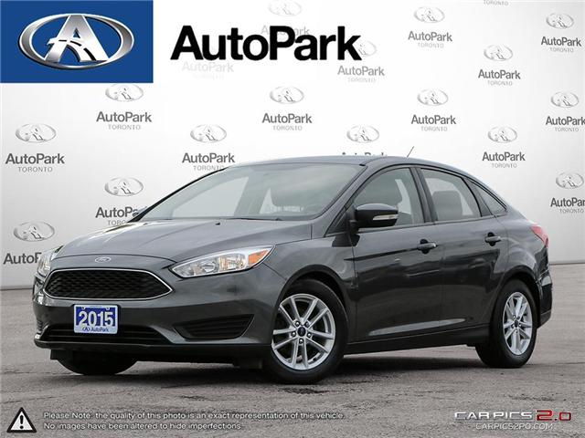2015 Ford Focus SE (Stk: 15-51610MB) in Toronto - Image 1 of 27