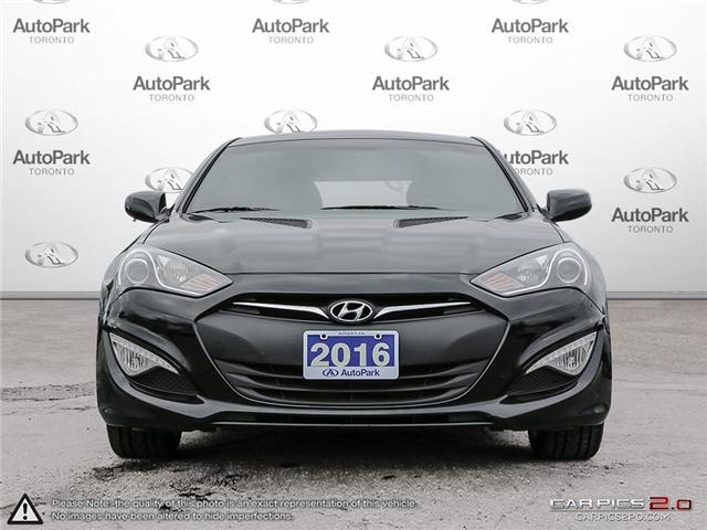 2016 Hyundai Genesis Coupe 3.8 R-Spec (Stk: 16-35540SR) in Toronto - Image 2 of 26
