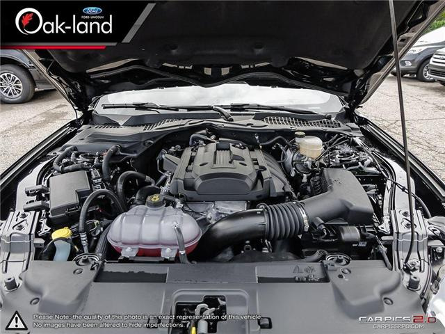 2019 Ford Mustang EcoBoost Premium (Stk: 9G009) in Oakville - Image 20 of 26
