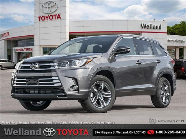2018 Toyota Highlander Limited (Stk: HIG5794) in Welland - Image 1 of 24