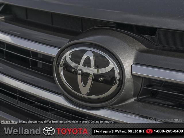 2018 Toyota Highlander Limited (Stk: HIG5794) in Welland - Image 9 of 24