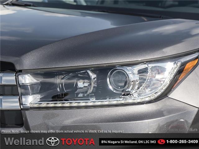 2018 Toyota Highlander Limited (Stk: HIG5794) in Welland - Image 10 of 24
