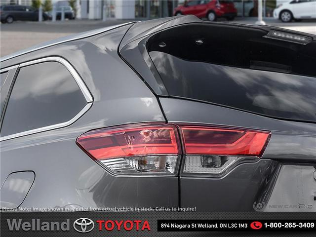 2018 Toyota Highlander Limited (Stk: HIG5794) in Welland - Image 11 of 24
