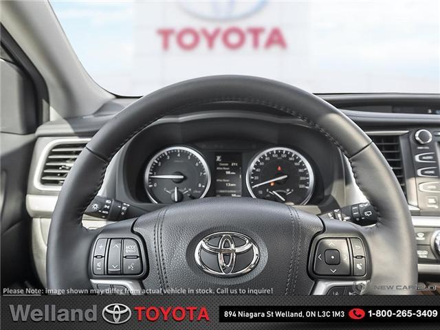 2018 Toyota Highlander Limited (Stk: HIG5794) in Welland - Image 14 of 24