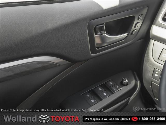 2018 Toyota Highlander Limited (Stk: HIG5794) in Welland - Image 17 of 24
