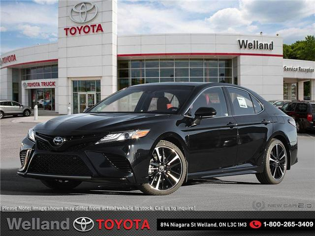 2018 Toyota Camry XSE V6 (Stk: CAM5755) in Welland - Image 1 of 23