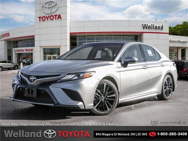 2018 Toyota Camry XSE (Stk: CAM5400) in Welland - Image 1 of 24