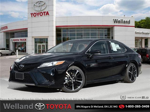 2018 Toyota Camry XSE (Stk: CAM5598) in Welland - Image 1 of 24