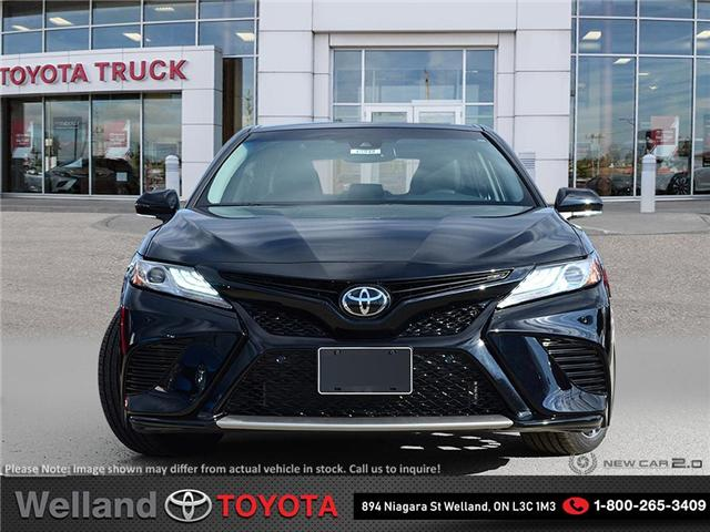 2018 Toyota Camry XSE (Stk: CAM5598) in Welland - Image 2 of 24