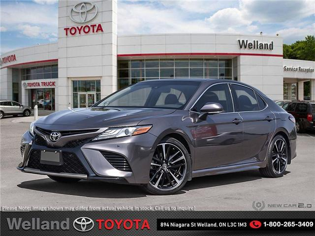 2018 Toyota Camry XSE V6 (Stk: CAM5761) in Welland - Image 1 of 11