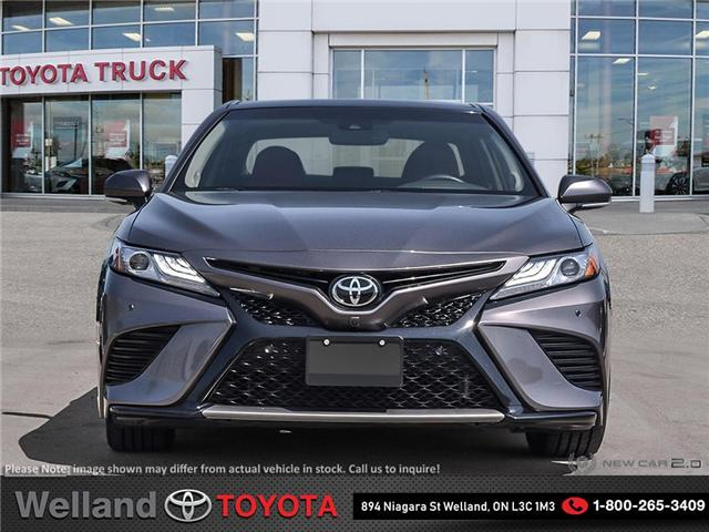 2018 Toyota Camry XSE V6 (Stk: CAM5761) in Welland - Image 2 of 23