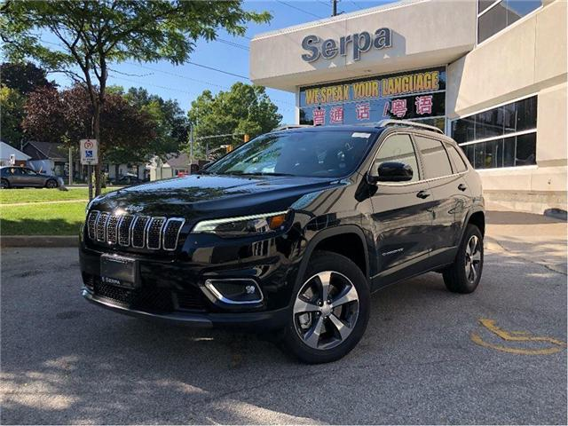 2019 Jeep Cherokee Limited (Stk: 194031) in Toronto - Image 1 of 20