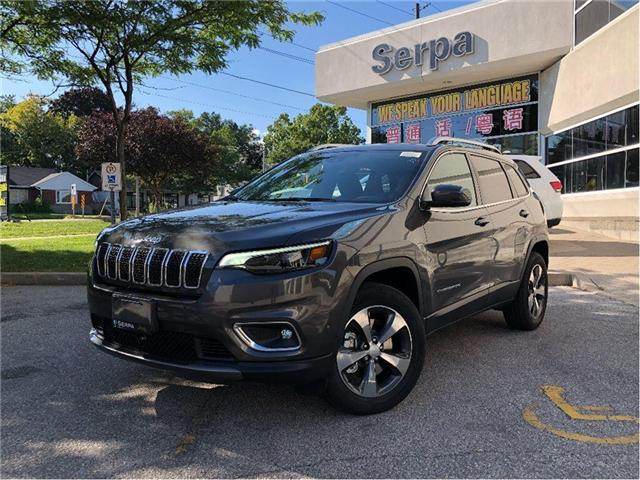 2019 Jeep Cherokee Limited (Stk: 194030) in Toronto - Image 1 of 20