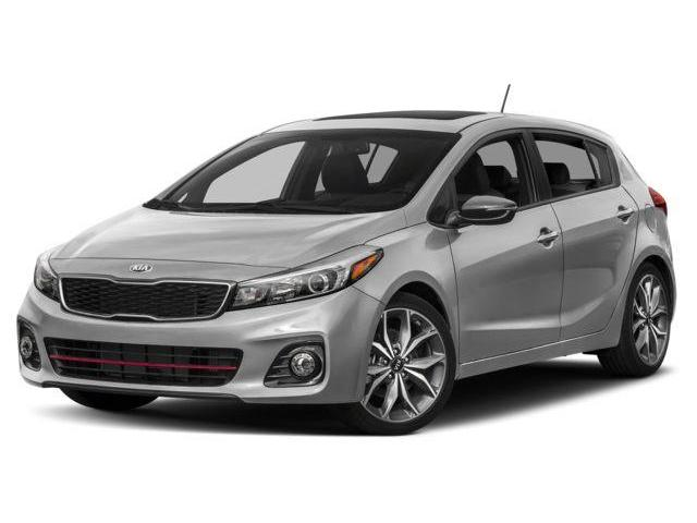 2018 Kia Forte 1.6L SX (Stk: 8FT8362) in Calgary - Image 1 of 9