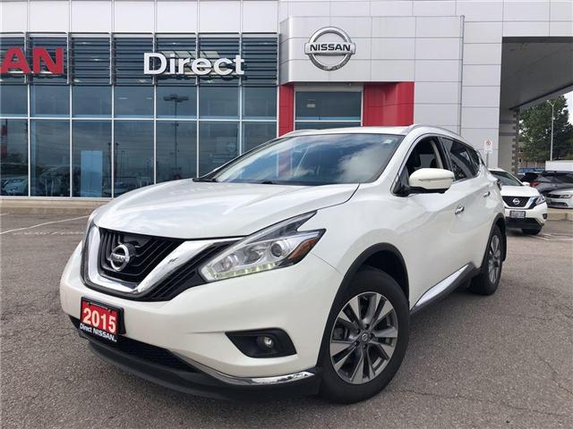 2015 Nissan Murano SL | FULLY LOADED | CLEAN (Stk: N3074A) in Mississauga - Image 1 of 23