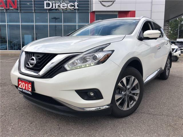 2015 Nissan Murano SL | FULLY LOADED | CLEAN (Stk: N3074A) in Mississauga - Image 2 of 23