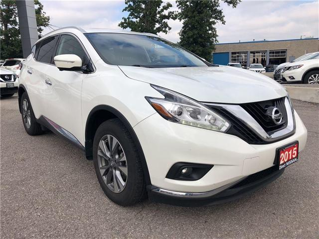 2015 Nissan Murano SL | FULLY LOADED | CLEAN (Stk: N3074A) in Mississauga - Image 4 of 23