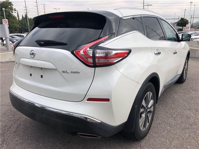 2015 Nissan Murano SL | FULLY LOADED | CLEAN (Stk: N3074A) in Mississauga - Image 6 of 23