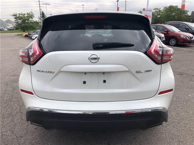 2015 Nissan Murano SL | FULLY LOADED | CLEAN (Stk: N3074A) in Mississauga - Image 7 of 23