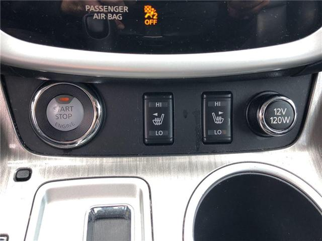 2015 Nissan Murano SL | FULLY LOADED | CLEAN (Stk: N3074A) in Mississauga - Image 22 of 23