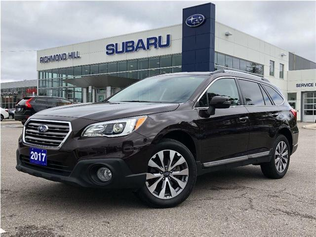 2017 Subaru Outback 3.6R Premier Technology Package (Stk: LP0176) in RICHMOND HILL - Image 1 of 30