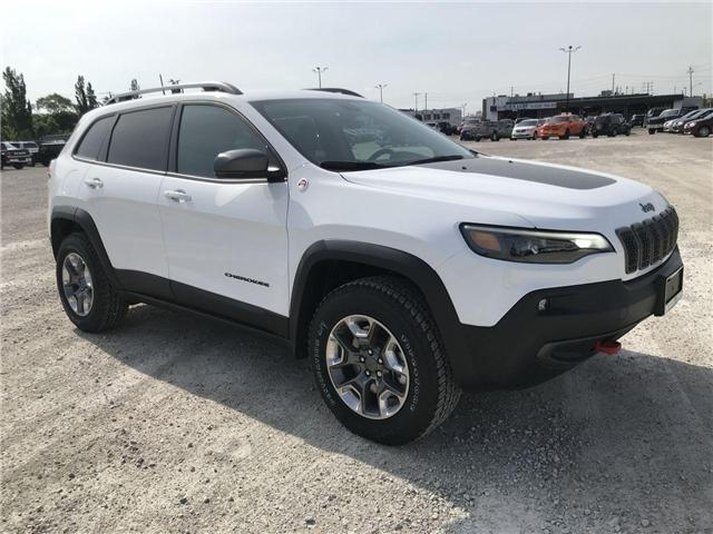 2019 Jeep Cherokee Trailhawk (Stk: 19104) in Windsor - Image 1 of 11