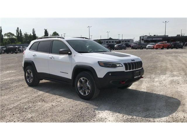 2019 Jeep Cherokee Trailhawk (Stk: 19104) in Windsor - Image 2 of 11